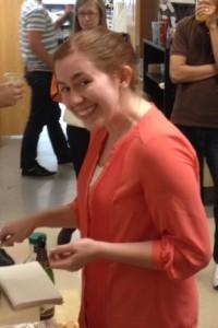 Elizabeth Barretto - MSc student